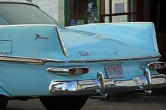 Furia clásica de Plymouth del vintage Imagen de archivo