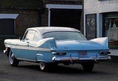 Furia clásica de Plymouth del vintage Foto de archivo libre de regalías