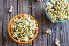 Furikake Popcorn Royalty Free Stock Images