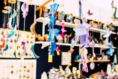 Furin. Windmill Bell. royalty free stock photography