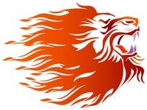 Furioso al león libre illustration