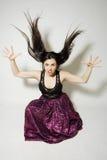 Furious woman Royalty Free Stock Photo