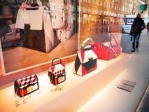 Furla Handbags Showcase Printemps March 2016 Royalty Free Stock Images