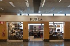 Furla Shop Stock Photo