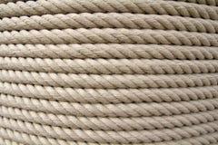 Furled rope Stock Photos