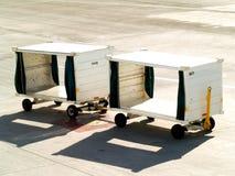 furmani bagażu zdjęcie royalty free