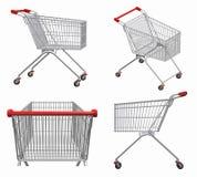 Furmani dla robić zakupy, rynek, 3d odpłaca się ilustrację ilustracja wektor