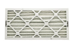 Furnace air filter Stock Photos
