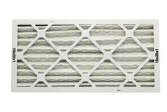 Furnace air filter stock photos