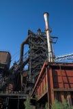 Furnace blast stock images