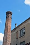 Furnace chimney Royalty Free Stock Photography