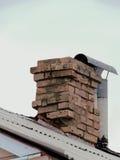 Furnace chimney Royalty Free Stock Photo