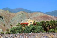 Furnace Creek Resort California Royalty Free Stock Photos
