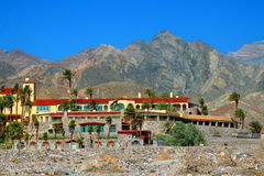 Furnace Creek Resort California Royalty Free Stock Image
