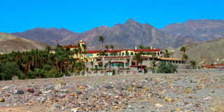 Furnace Creek Resort California Stock Photography