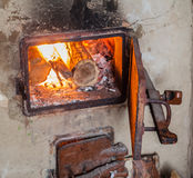 Furnace Stock Image