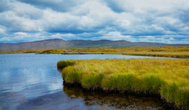 Furnace lake in Ireland Royalty Free Stock Photos