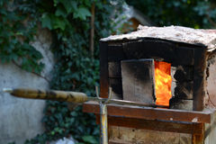 Furnace Royalty Free Stock Images