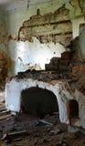 Furnace ruins Royalty Free Stock Photo