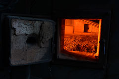 Furnace Stock Photography