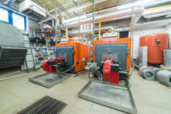 Furnaces Stock Images
