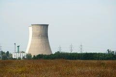 furnanceskraftverk Fotografering för Bildbyråer