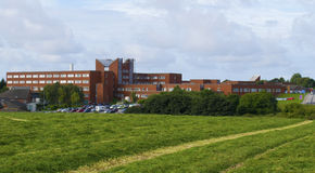 Furness General Hospital Cumbria Royalty Free Stock Images