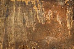 Furnier-Blattvorstand von einer alten Nähmaschine lizenzfreie stockfotos