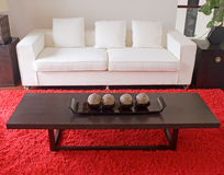 Furniture stock image