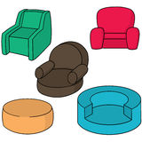 furniture ilustração stock
