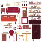 furniture ilustração royalty free