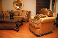 Furniture & Armchair Royalty Free Stock Images