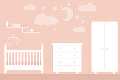 Furniture baby Stock Images
