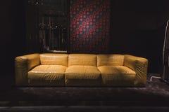 Furniture on dispaly at Fuorisalone during Milan Design Week 201 Stock Photos