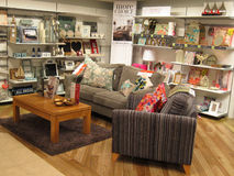 Furniture display. Stock Images