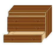 Furniture dresser Royalty Free Stock Image