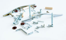 Furniture fittings Royalty Free Stock Photography