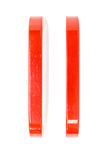 Furniture Handles red Royalty Free Stock Images