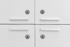 Furniture handles Royalty Free Stock Images