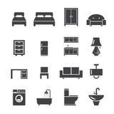 Furniture icon Royalty Free Stock Photos