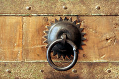 Furniture Lock Ring. Antique Royalty Free Stock Photos