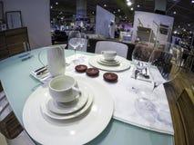 Furniture Mall Stock Photo