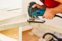 Furniture manufacturing Stock Image