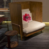 Furniture model royalty free stock photo