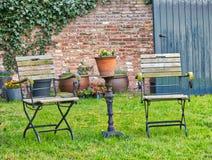 Furniture, Plant, Garden, Grass stock photos