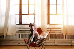 Furniture, Room, Sitting, Chair royalty free stock photo