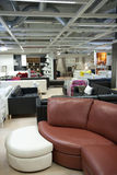 Furniture store Royalty Free Stock Images