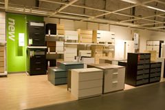Furniture store Stock Photos