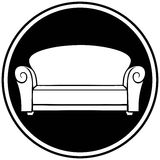 Furniture Store Symbol Royalty Free Stock Photo