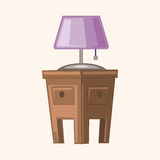 Furniture theme cabinet elements vector,eps Stock Photography
